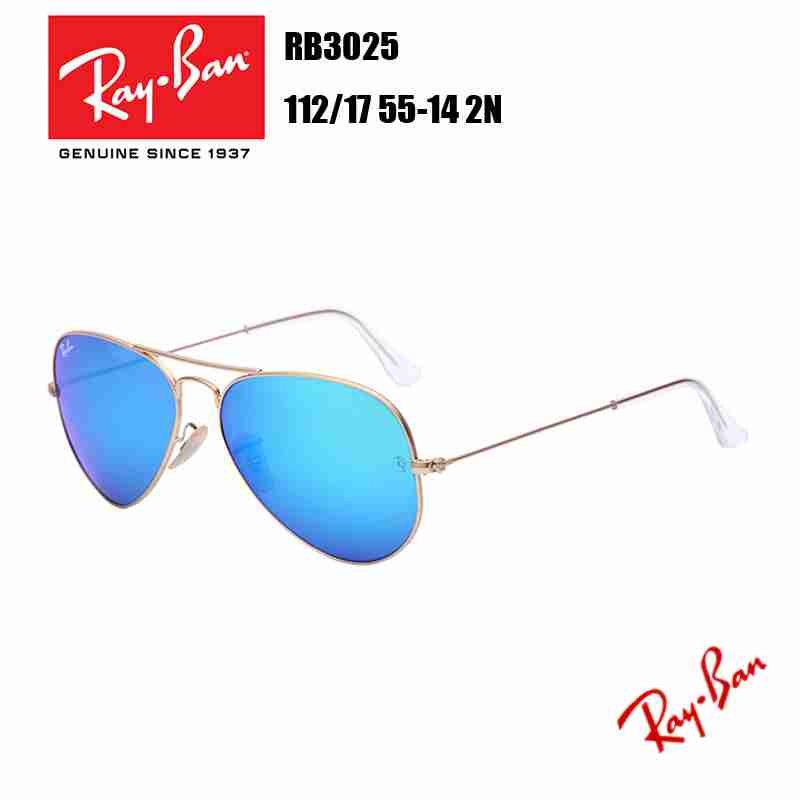32c4dc8342 Fake Ray Ban AVIATOR LARGE METAL RB3025 112 17 55-14 2N