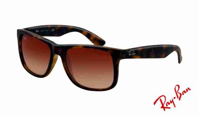 Havana Ray Ban Sunglasses  ray ban rb4165 justin sunglasses havana frame wine red grant