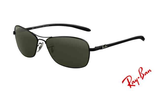 Ray Ban Black Sunglasses  ray ban rb8302 tech sunglasses black frame crystal green