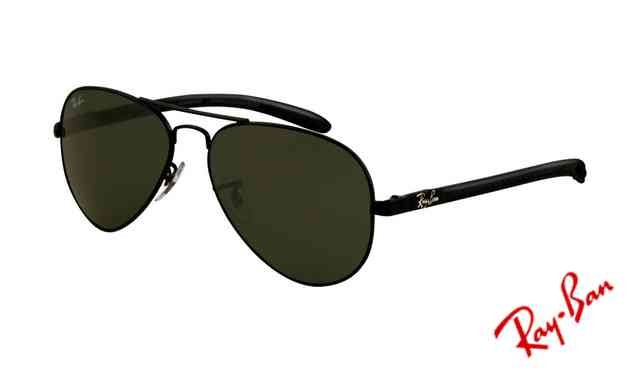 fake black ray bans  Fake Ray Ban RB8307 Tech Sunglasses Shiny Black Frame Crystal Brown